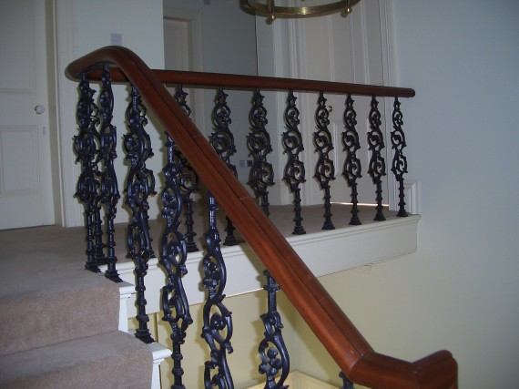 Wrought Iron Railings Designs