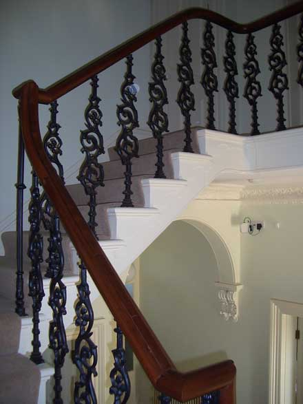 Care And Maintenance Tips For Wrought Iron Spiral Staircases